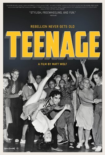 Teenage Teenage DVD Nr
