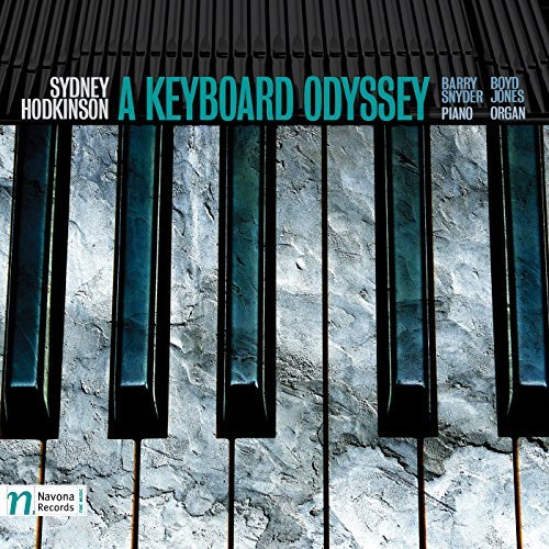 Hodkinson Keyboard Odyssey Enhanced CD
