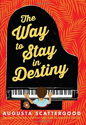 Augusta Scattergood The Way To Stay In Destiny
