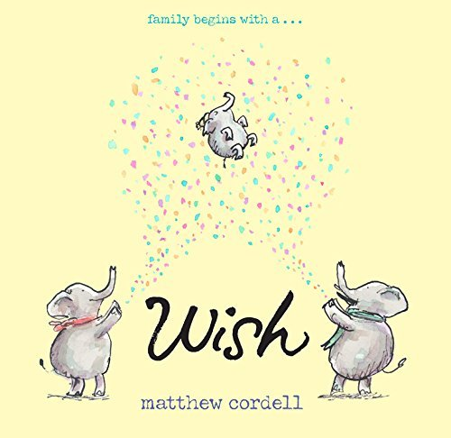 Matthew Cordell Wish