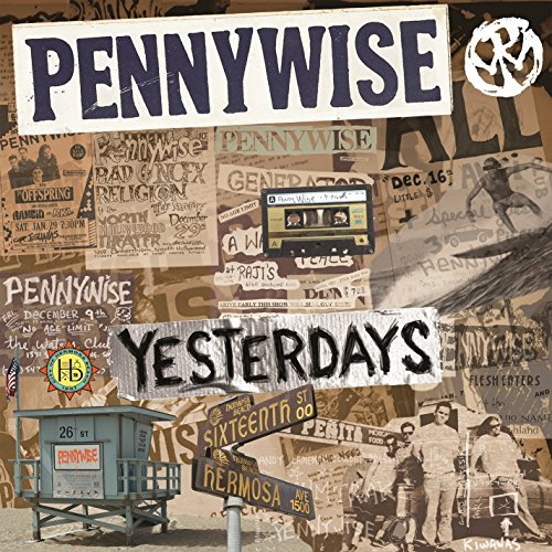 Pennywise Yesterdays