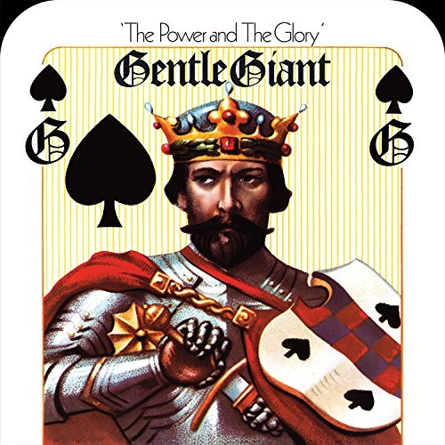 Gentle Giant Power & The Glory Lp