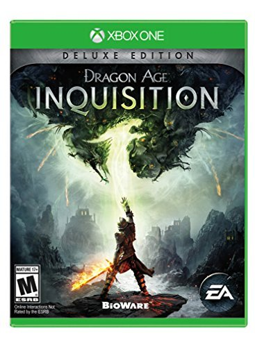 Xb1 Dragon Age Inquisition Deluxe Edition