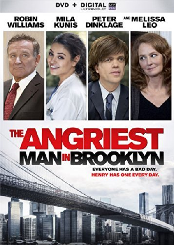Angriest Man In Brooklyn Williams Kunis Dinklage DVD R