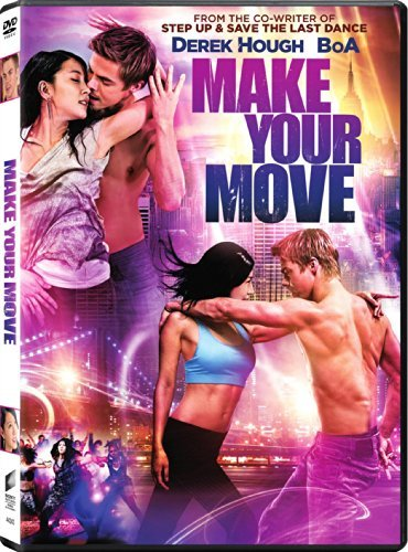 Make Your Move Make Your Move DVD Pg13