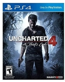 Ps4 Uncharted 4 A Thief's End