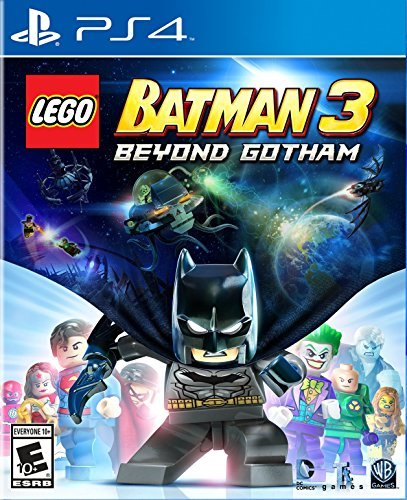 Ps4 Leo Batman 3 Beyond Gotham