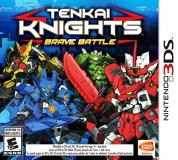 Nintendo 3ds Tenkai Knights Brave Battle Tenkai Knights Brave Battle