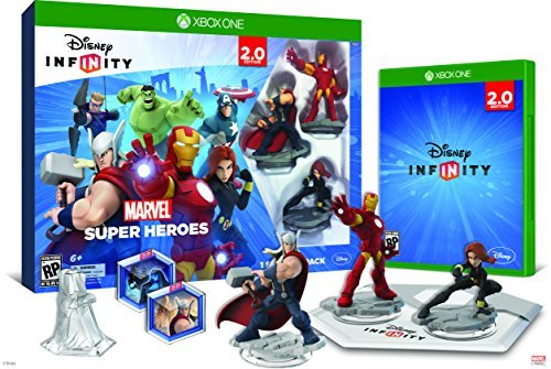Xbox One Disney Infinity 2.0 Marvel Starter Pack