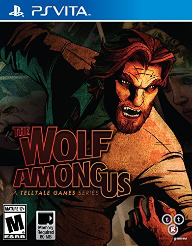 Playstation Vita Wolf Among Us