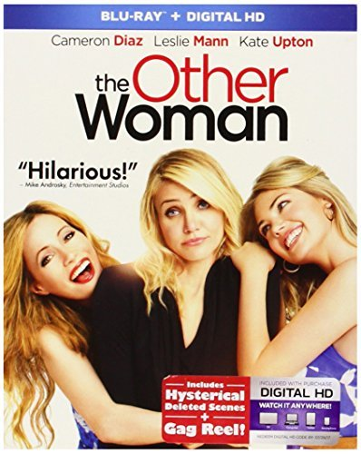 Other Woman (2014) Diaz Mann Upton Blu Ray Pg13