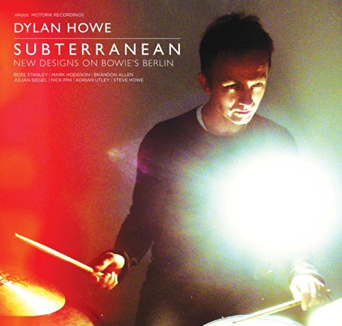 Dylan Howe Subterranean New Design's On