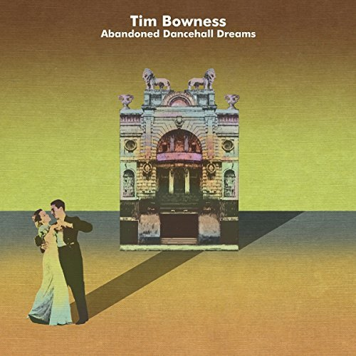 Tim Bowness Abandoned Dancehall Dreams Import Eu 2 CD