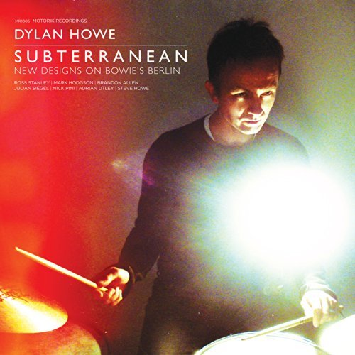 Dylan Howe Subterranean New Design's On 2 Lp