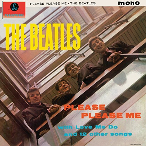 The Beatles Please Please Me Mono
