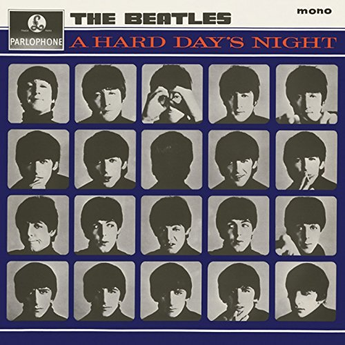 The Beatles Hard Day's Night Mono
