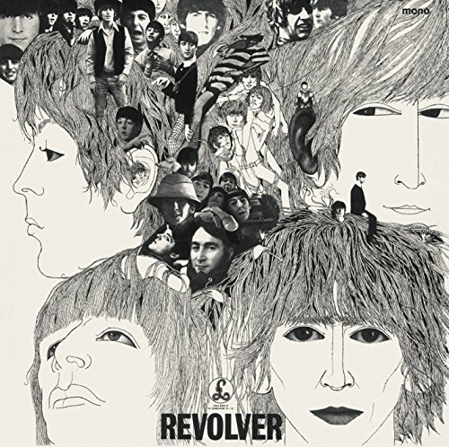 The Beatles Revolver Mono