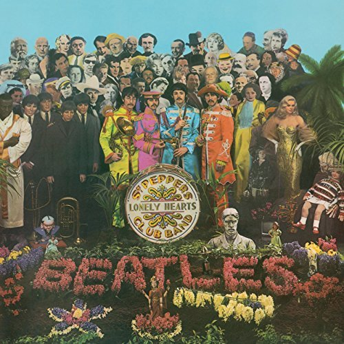 The Beatles Sgt. Peppers Lonely Hearts Club Band Mono