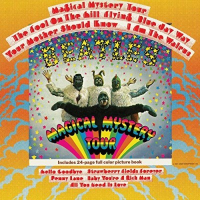 The Beatles Magical Mystery Tour Mono