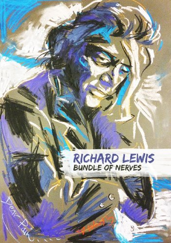 Lewis Richard Bundle Of Nerves DVD R