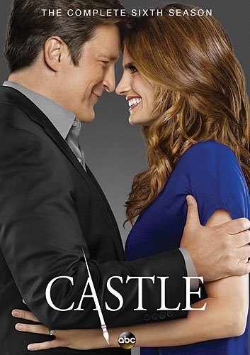 Castle Season 6 DVD