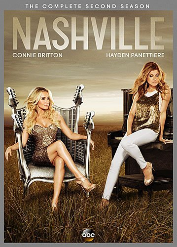 Nashville Season 2 DVD
