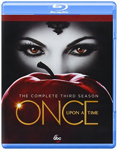 Once Upon A Time Season 3 Blu Ray