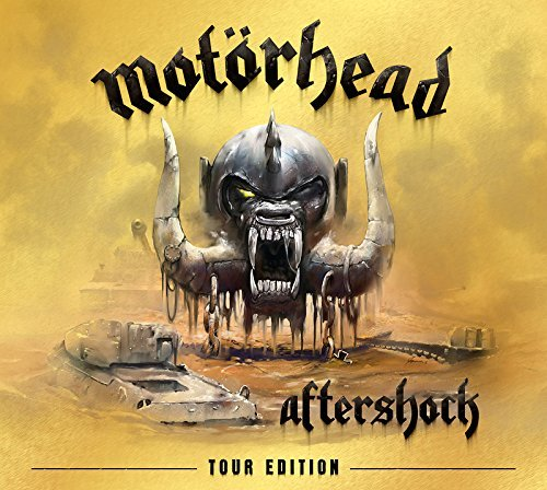 Motörhead Aftershock Tour Edition