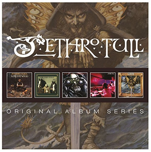 Jethro Tull Original Album Series 5 CD