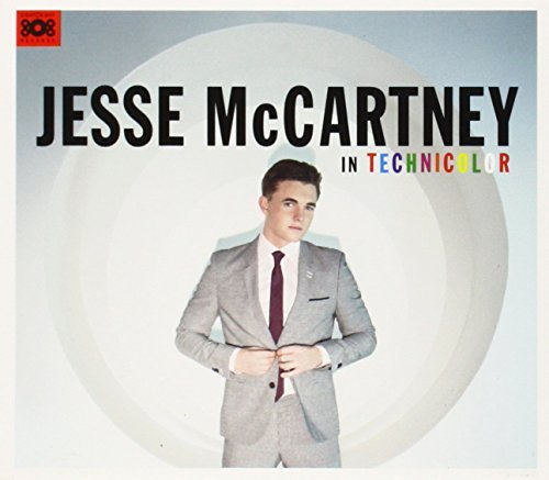 Jesse Mccartney In Technicolor