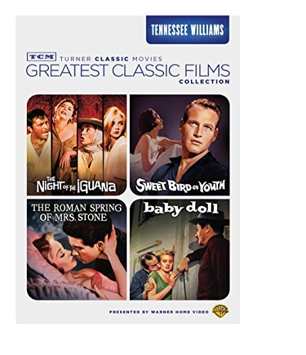 Tcm Greatest Films Tennessee Williams DVD