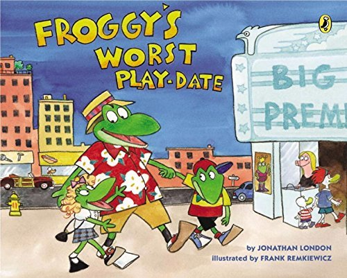 Jonathan London Froggy's Worst Playdate