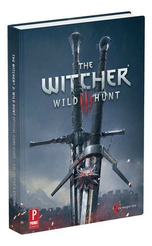 David Hodgson The Witcher 3 Wild Hunt Collector's Edition Prima Official Gam Special