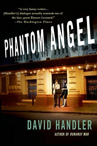 David Handler Phantom Angel A Mystery