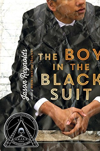 Jason Reynolds The Boy In The Black Suit