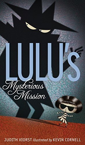 Judith Viorst Lulu's Mysterious Mission Reprint
