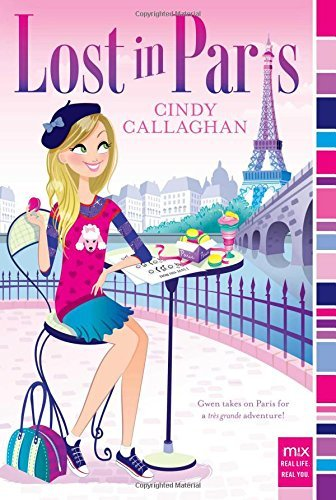 Cindy Callaghan Lost In Paris