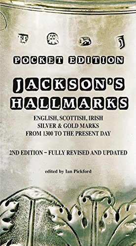 Ian Pickford Jackson's Hallmarks Pocket