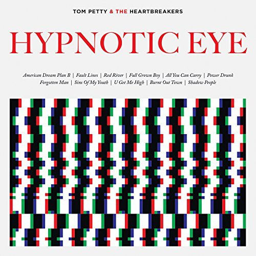 Tom & Heartbreakers Petty Hypnotic Eye