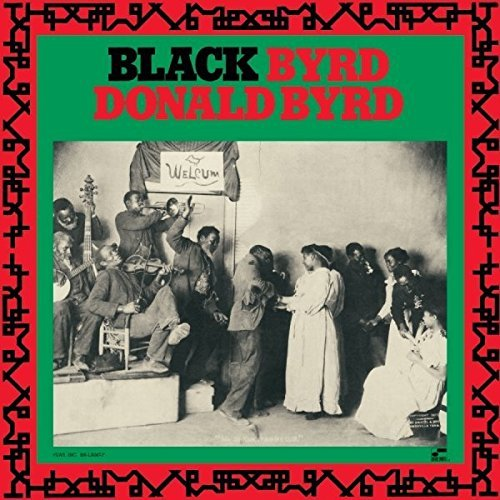 Donald Byrd Black Byrd Lp