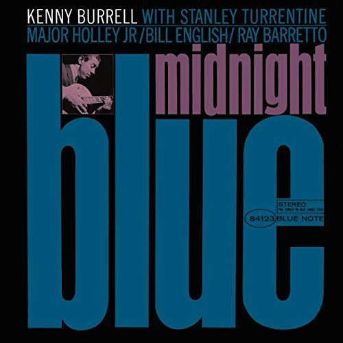 Kenny Burrell Midnight Blue Lp