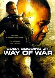 Cuba Gooding Jr John Carter Richard Salvatore Dave The Way Of War (blu Ray DVD Combo Pack) Blu Ray