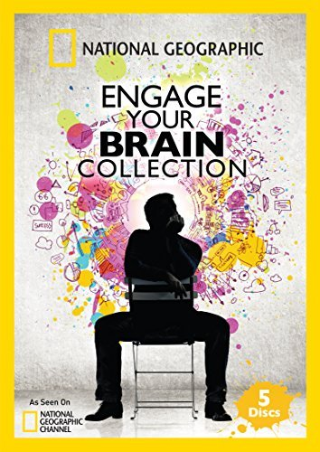 National Geographic Engage Your Brain DVD