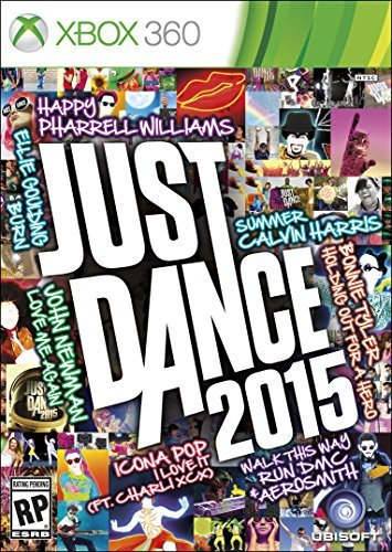 Xbox 360 Just Dance 2015