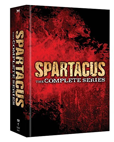 Spartacus The Complete Collection DVD