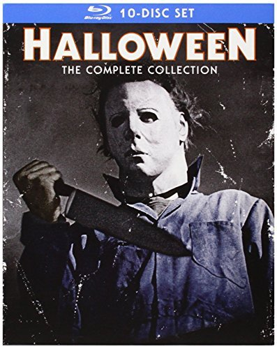 Halloween Complete Collection Blu Ray