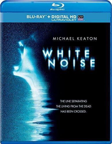 White Noise Keaton Michael Blu Ray Pg13