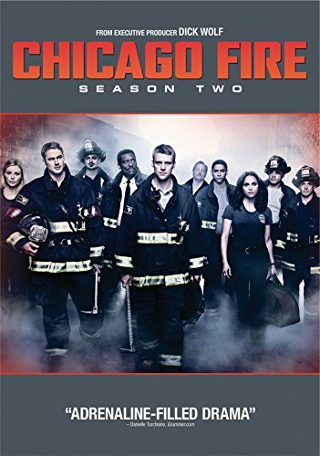 Chicago Fire Season 2 DVD