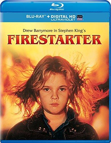 Firestarter Barrymore Keith Jones Blu Ray Uv R
