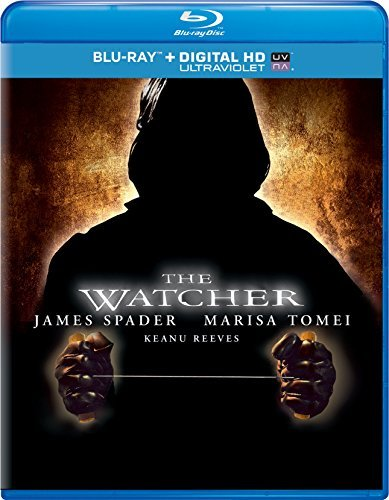 Watcher Reeves Spader Tomei Blu Ray R